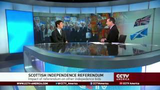 See the news report video by British politics after majority 'No' vote