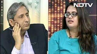 प्राइम टाइम : महिलाओं के सम्मान को लेकर हम कितने फिक्रमंद? - NDTV