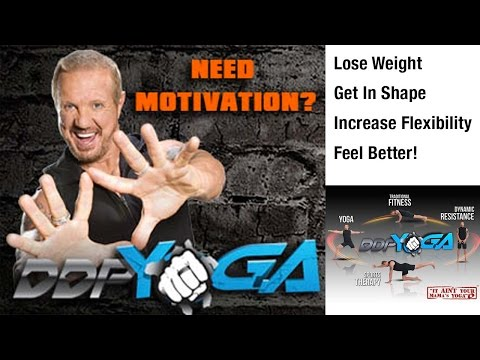 DDP Yoga review - P90x vs DDP Yoga Review - Best Yoga for Weight Loss