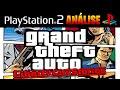 GTA Liberty City Stories PS2 (português) view on youtube.com tube online.