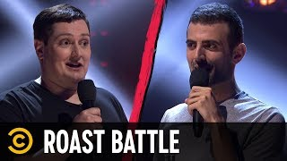 Joe Machi vs. Sam Morril - Roast Battle III - COMEDYCENTRAL