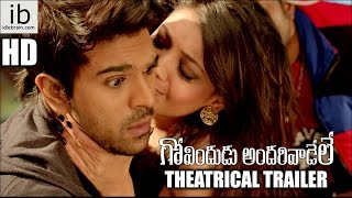 Govindudu Andari Vaadele theatrical trailer - idlebrain.com - IDLEBRAINLIVE