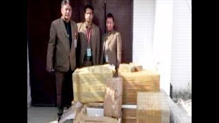 Tripura: 170 kg Marijuana seized at Maharaja Bir Bikram Airport, 3 arrested - TIMESOFINDIACHANNEL