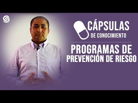 Cápsula de conocimiento: Programas de prevención de riesgos