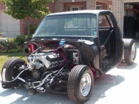 73-87 Chevy Drag Trucks