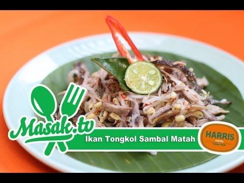 Masak.TV #045 - Ikan Tongkol Sambal Matah