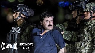 "Inside The Trial Of ""El Chapo"" 