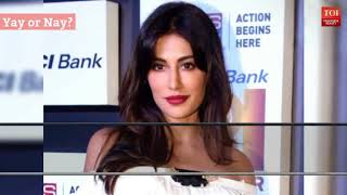 Chitrangda Singh is a sight to behold in this gown - TIMESOFINDIACHANNEL