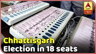Chhattisgarh Elections 2018: Stage is set for polling today - ABPNEWSTV