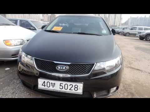 kia forte cerato 2010 korean used car for jordan كيا سيراتو فورتي