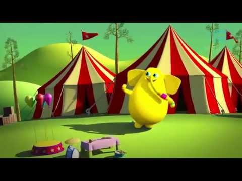 Había Una Vez un Circo - Rondas y Canciones Infantiles 2