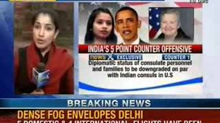 NewsX: India - US ties on test - NEWSXLIVE