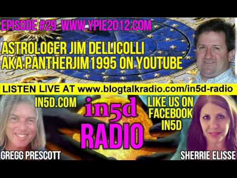 In5D Radio - Astrologer Jim Dellicolli aka PantherJim1995 Episode 27 | In5D.com