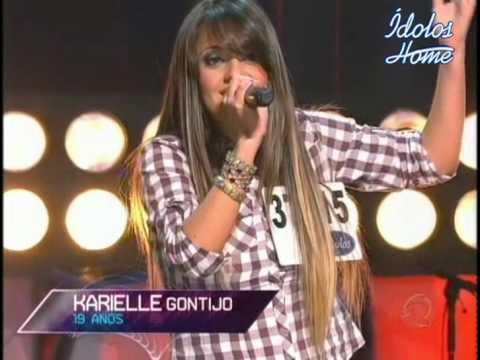 Ídolos 2010 - Teatro - Karielle Gontijo - Eu Só Quero Um Xodó