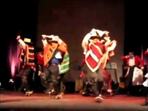 Chile y sus bailes típicos