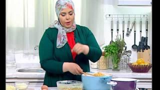 بالفيديو.. 'دقية البامية' للشيف نجلاء الشرشابي