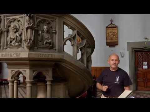 100 let kostela sv. Antonína v Praze