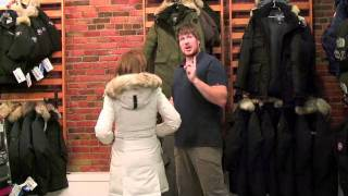 Canada Goose mens replica store - Nobis Tula - YouTube
