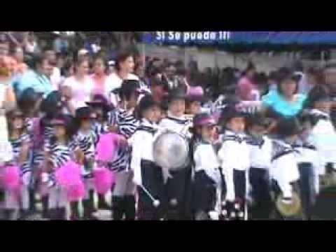 Desfile Civico de Parvularias