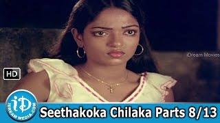Seethakoka Chilaka Full Movie Part 8/13 - Karthik, Aruna Mucherla - IDREAMMOVIES