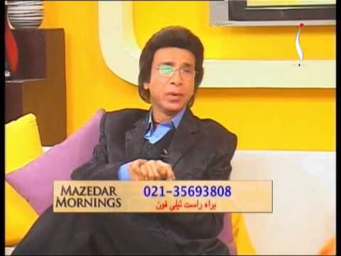 Mazedar Morning with Yasmeen on Indus Television 20 01 2014 Part 03