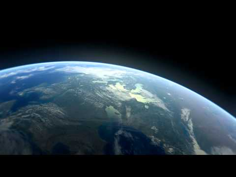 Chilling Earth Animation HD