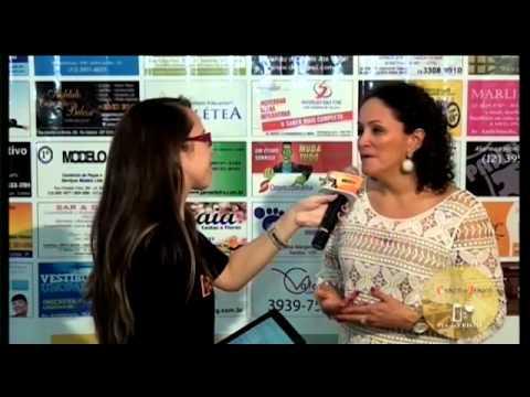 Cerco de Jericó 2015 - Entrevista - Ziza Fernandes (cantora)