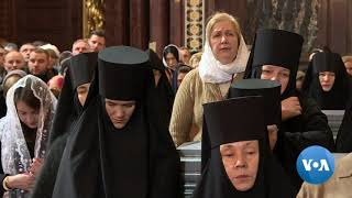 Dispute Within Orthodox Church Could Deepen Conflict in Ukraine - VOAVIDEO