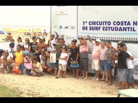 Tv Costa Norte - Costa Norte de Surf é atração do final de semana em Bertioga