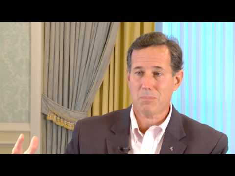 Rick Santorum: Obama Won Through Divide and Conquer