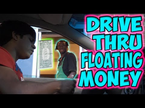 Drive Thru Floating Money (Original)