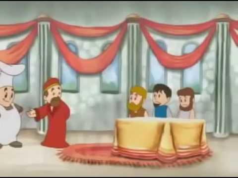Histórias da Bíblia: Daniel na Cova dos Leões (Infantil)