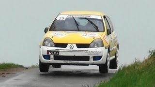 Vido Rallye Chambost Longessaigne 2013