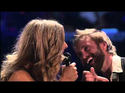 "Kendra Chantelle & Paul McDonald - ""Blackbird"" (American Idol - Vegas Round: Beatles Songs)"
