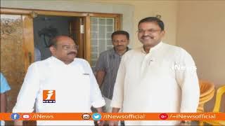 EX CBI JD Lakshmi Narayana Meet BJP Rajahmundry MLA Akula Satyanarayana | iNews - INEWS