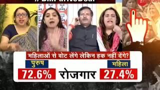 BJP-Congress discriminating between Hindu-Muslim women to save their vote bank? - ZEENEWS