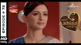 Meri Aashiqui Tum Se Hi : Episode 72 - 1st October 2014