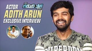 Actor Adith Arun Exclusive Interview | PSV Garuda Vega | TFPC - TFPC