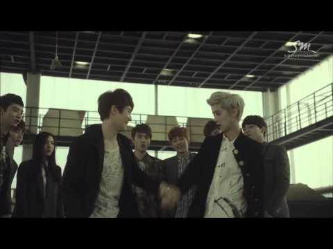 EXO 늑대와 미녀 Wolf Music Video Drama Version Chinese ver