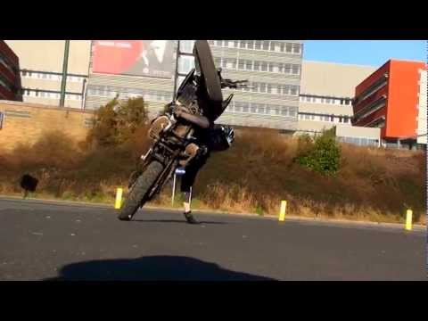 Thomas Vandercam - Last session with my DT [Sportbike Freestyle]