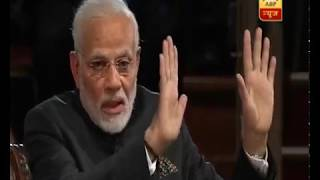 Modi Modi in London: PM Modi REVEALS huge truth about Surgical Strike - ABPNEWSTV