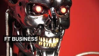 AI and the future for humanity - FINANCIALTIMESVIDEOS