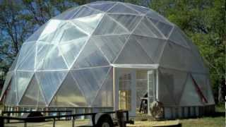 Dome polycarbonate