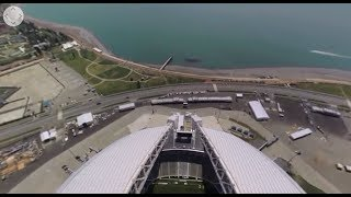 2018 FIFA World Cup: Fisht Stadium in Sochi  (360 VIDEO) - RUSSIATODAY
