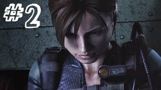 Resident Evil Revelations Gameplay Walkthrough Part 2 - Chris Redfield - Campaign Episode 2