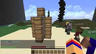 Minecraft: Survival Games! [w/ SensualPuma!]