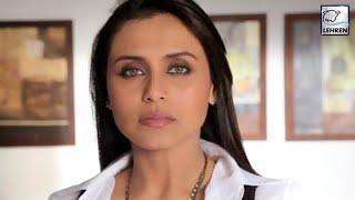 Rani Mukerji In LEGAL TROUBLE With BMC? | LehrenTV