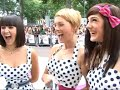 The Pipettes Talk Touring And Snogging!