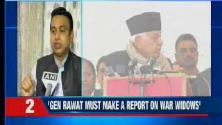 Farooq betrays India Soldiers die for the nation, what about their kin asks Farooq Abdullah - NEWSXLIVE