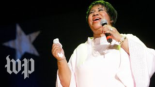 The life of Aretha Franklin, in her own words - WASHINGTONPOST